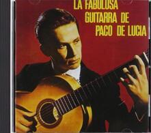La Fabulosa Guitarra - CD Audio di Paco De Lucia