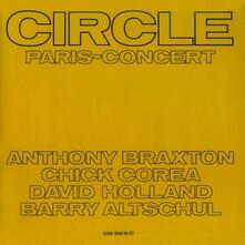 Circle - CD Audio di Chick Corea,Dave Holland,Barry Altschul,Anthony Braxton