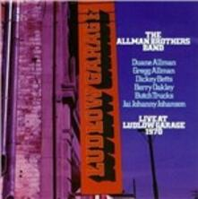 Live at Ludlow Garage '70 - CD Audio di Allman Brothers Band