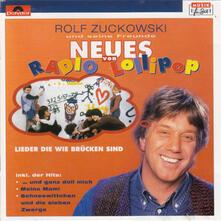 Neues Von Radio Lollipop - CD Audio di Rolf Zuckowski