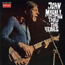 Thru' the Years - CD Audio di John Mayall