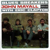 CD Bluesbreakers with Eric Clapton John Mayall Bluesbreakers