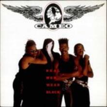 Real Men... Wear Black - Vinile LP di Cameo