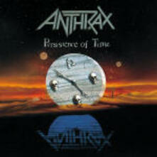 Persistence of Time - CD Audio di Anthrax