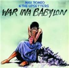 War Ina Babylon - CD Audio di Max Romeo,Upsetters