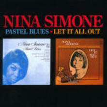 Pastel Blues - Let it All Out - CD Audio di Nina Simone