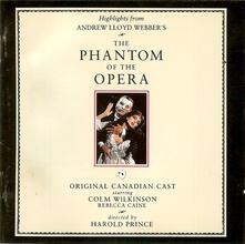 The Phantom of the Opera (Colonna Sonora) (Original Cast Recording) - CD Audio