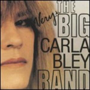 The Big Carla Bley Band - Vinile LP di Carla Bley
