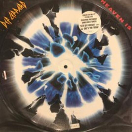 Heaven Is Picture Disc - Vinile 10'' di Def Leppard
