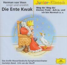 Die Ente Kwak - CD Audio di Herman van Veen