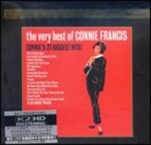 The Very Best of - CD Audio di Connie Francis