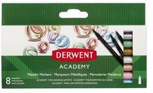 Derwent Academy evidenziatore 8 pezzo(i) Multicolore Tipo di punta