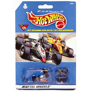 Giocattolo Kit ricambi Eto Hot Wheels Hot Wheels 0