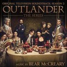 Outlander Season 2 (Colonna Sonora) - CD Audio