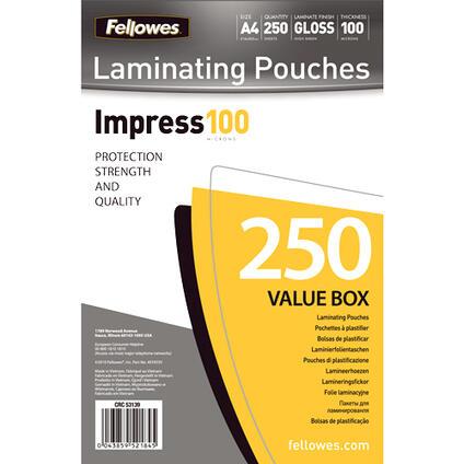 Fellowes 5313904 pellicola per plastificatrice 250 pezzo(i)