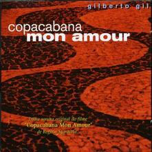 Copacabana Mon Amour - CD Audio di Gilberto Gil