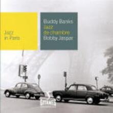 Jazz de Chambre - CD Audio di Bobby Jaspar,Buddy Banks
