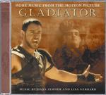 Cover della colonna sonora del film Il gladiatore