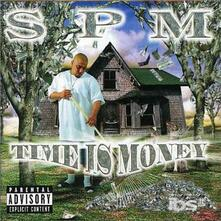 Time Is Money - CD Audio di Spm
