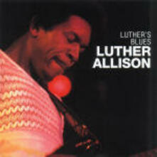 Luther's Blues - CD Audio di Luther Allison