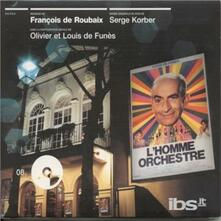 L'homme orchestre (Colonna Sonora) - CD Audio