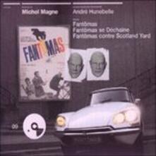 Fantomas Trilogy (Colonna Sonora) - CD Audio