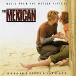 Cover CD The Mexican - Amore senza la sicura