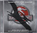 Cover CD Colonna sonora Jurassic Park III