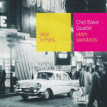 Plays Standards - CD Audio di Chet Baker