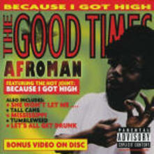 The Good Times - CD Audio di Afroman