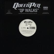 Qp Talks - Vinile LP di Queen Pen