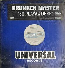 50 Playaz Deep - Vinile LP di Drunken Master