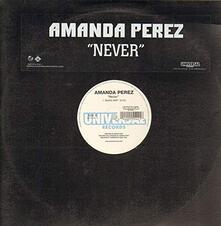 Never - Vinile LP di Amanda Perez