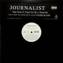 Way it Used to Be - Vinile LP di Journalist