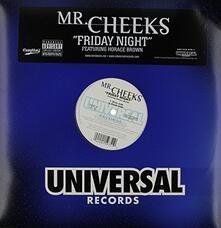 Friday Night - Vinile LP di Mr. Cheeks