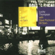 With Dave Pochonet All Stars - CD Audio di Lucky Thompson