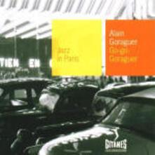 Go-Go Goraguer - CD Audio di Alain Goraguer