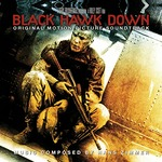 Cover CD Colonna sonora Black Hawk Down