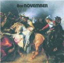 6.e November - CD Audio di November