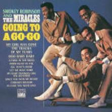 Going to a Go-Go - Away we a Go-Go - CD Audio di Smokey Robinson,Miracles