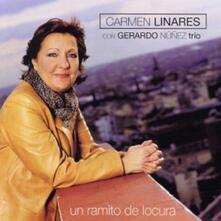 Un Ramito De Locura - CD Audio di Carmen Linares