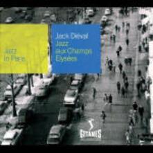 Jazz Aux Champs Elysées - CD Audio di Jack Dieval