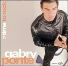 Time to Rock - Vinile LP di Gabry Ponte