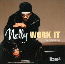 Work it - CD Audio Singolo di Nelly