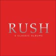 5 Classic Albums - CD Audio di Rush
