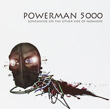 Somewhere on the Outher - CD Audio di Powerman 5000
