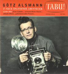 Tabu - CD Audio di Götz Alsmann