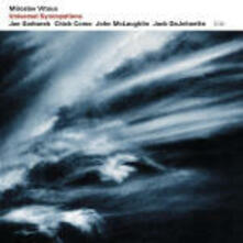 Universal Syncopations - CD Audio di Chick Corea,John McLaughlin,Jan Garbarek,Jack DeJohnette,Miroslav Vitous