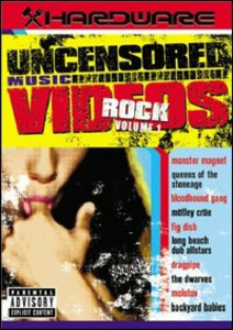 Film Hardware. Rock Uncensored Music Videos