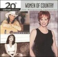 Best of Women of Country - CD Audio
